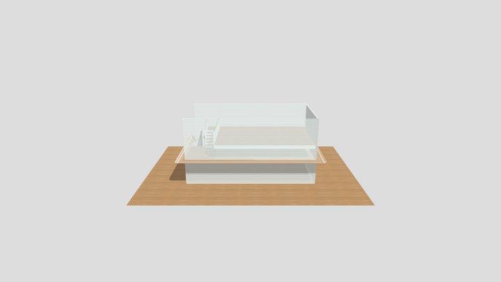 Skenninge Bygg 3D Model
