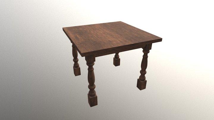 Furniture - Table 3D Model