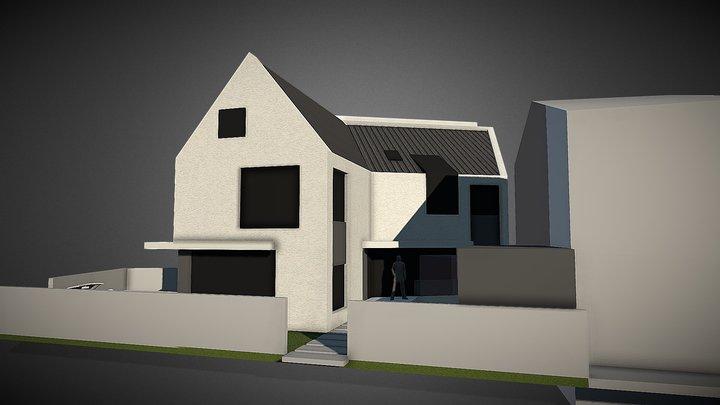 Papadiei 5 3D Model