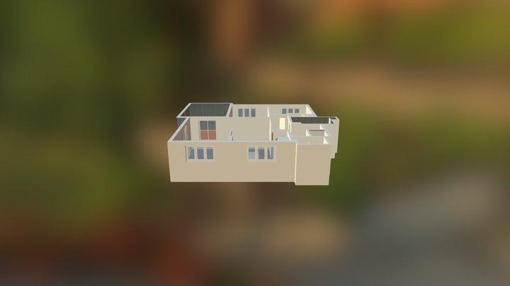 Appart 3D Model