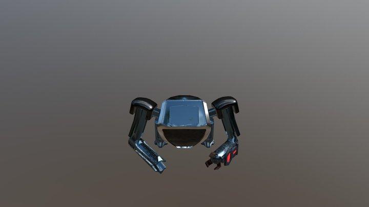 Big Bad Bawss 3D Model