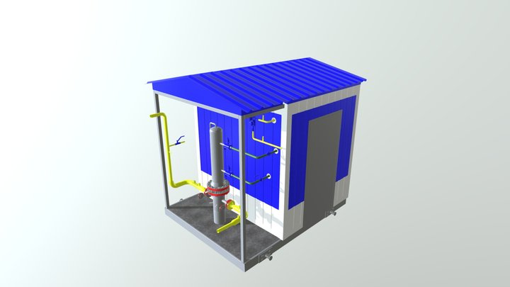 БПГ 3D Model