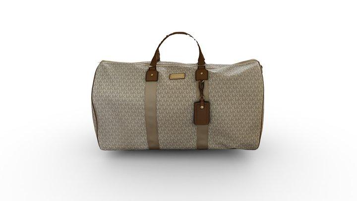 Michael Kors Luggage Travel Duffle Bag 3D Model
