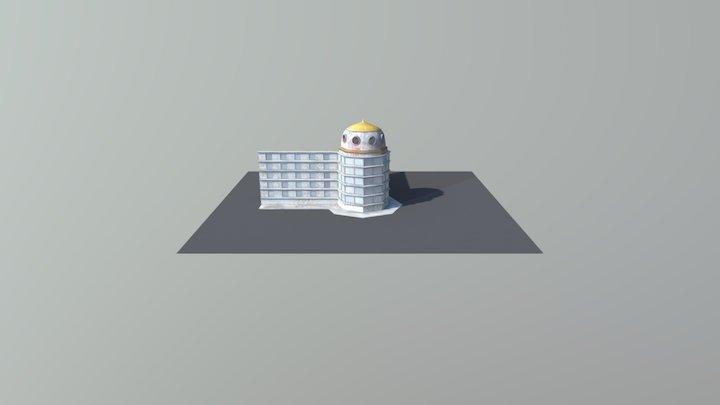 edif 3D Model