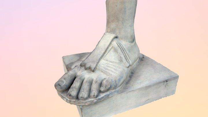 Pied de Sophocle, dit du Latran - MuMo Lyon 2 3D Model