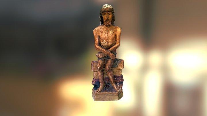Cristo del Candil. Huéscar (Granada) 3D Model