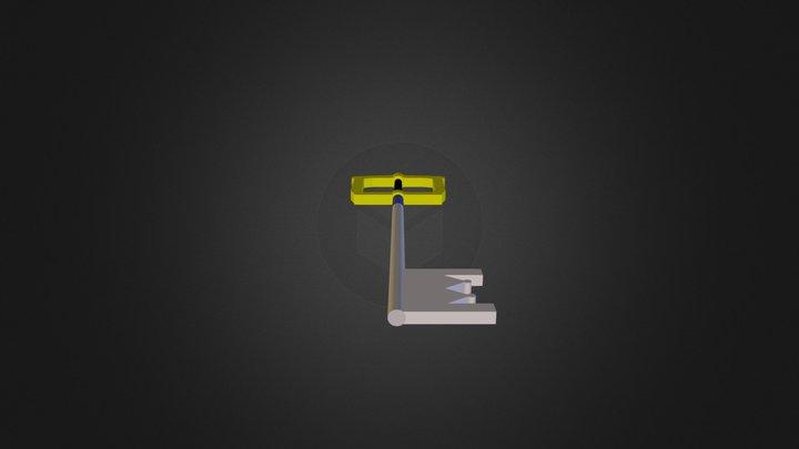 keyblade 3D Model