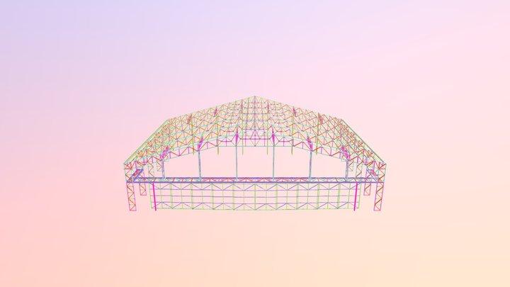 HANGAR MATE UPDATE 3D Model