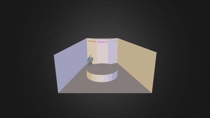 Musuem Cand E 3D Model