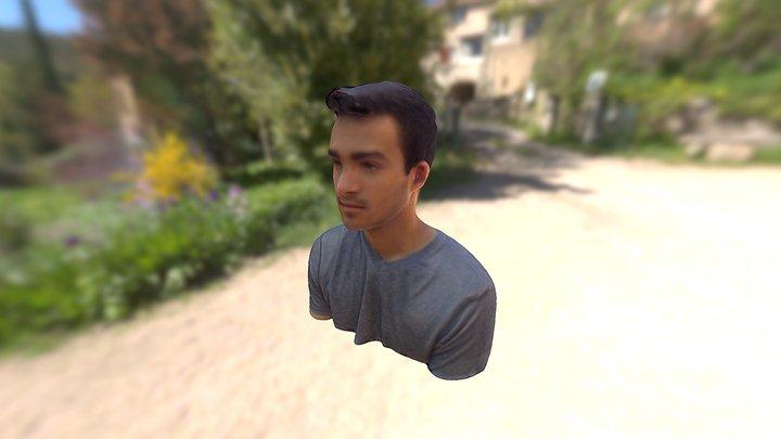 Zach Davidson - 3D Scan 3D Model