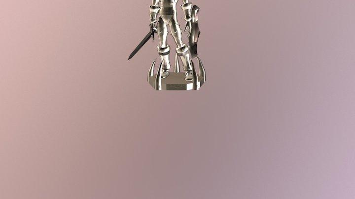 CC Elfe 3D Model