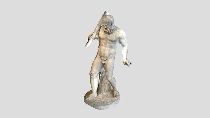 Herakles - North Carolina Museum of Art 3D Model