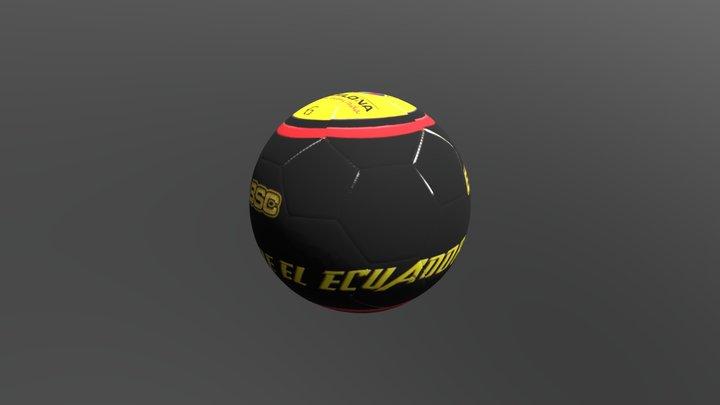 BALON EDICION LIMITADA 3D Model