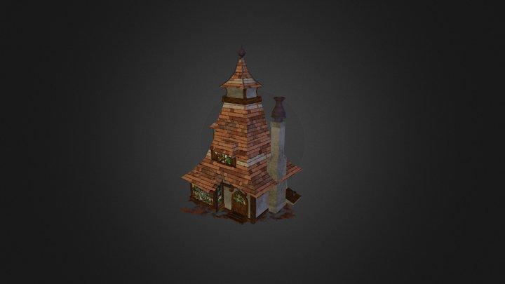 House! 3D Model