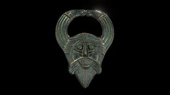 Pedant  Odin reconstruction 3D Model