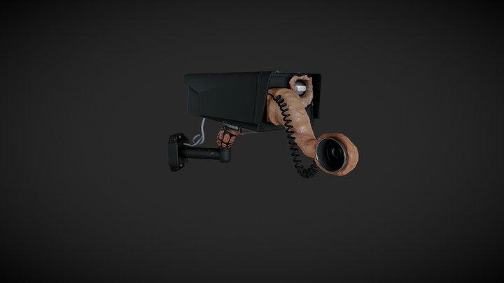 Street Cam 3D Model