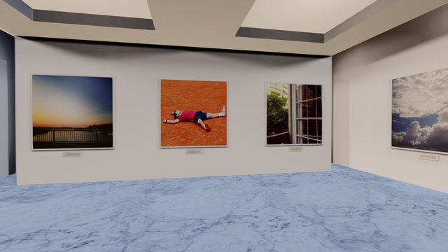 Instamuseum for @Marija_vicic 3D Model