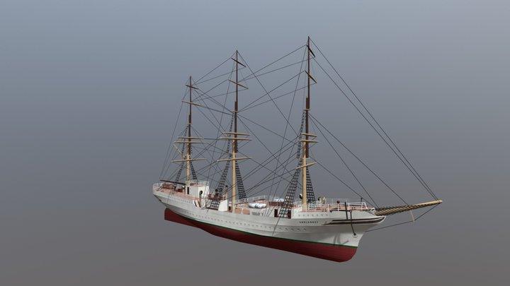 Sørlandet 3D Model