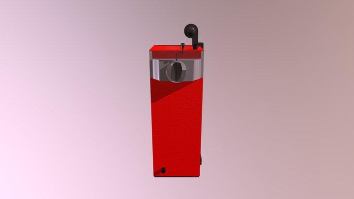 Altep 3D Model