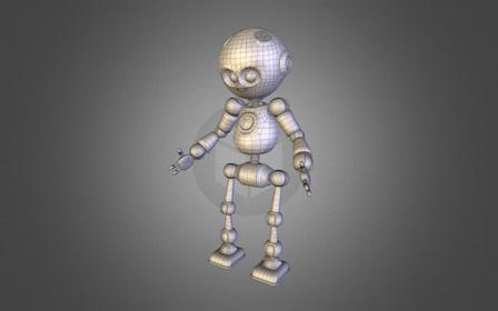 L.U.G. [Smoothed] 3D Model