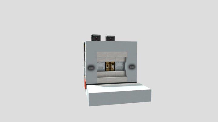 Improved Shulker crafting system 3D Model