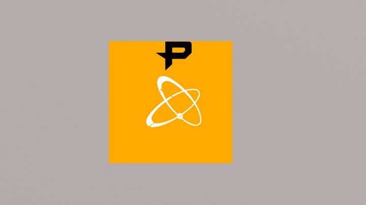 Philadelphia fusion logo 3D Model