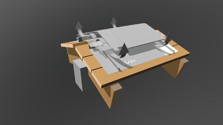 DLSS 4.1.04 3D Model