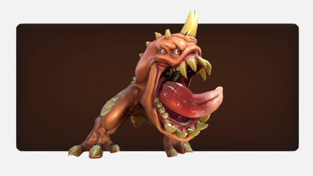 SQUIG! 3D Model