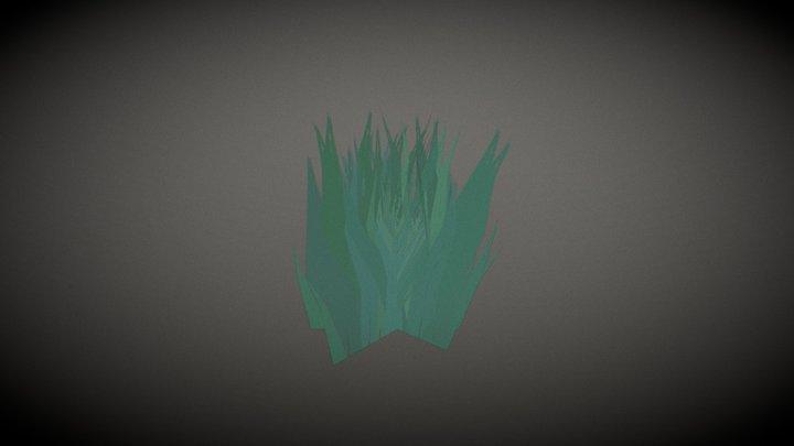 Grass_3 3D Model