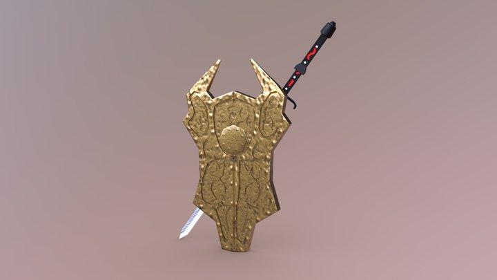 Second final work 3D Model