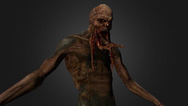 Bloodsucker - S.T.A.L.K.E.R. 3D Model