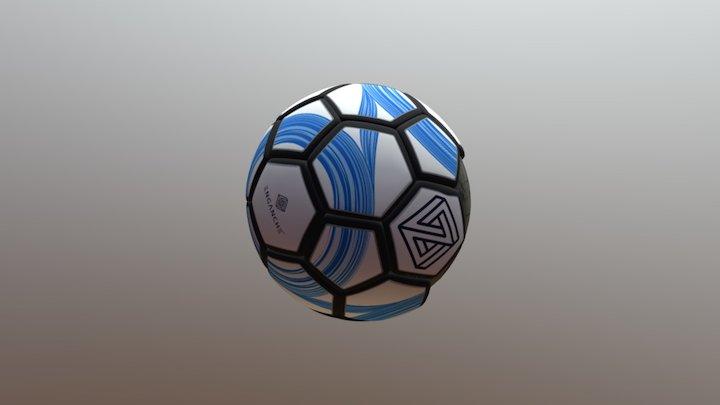 pelota + camara 3D Model