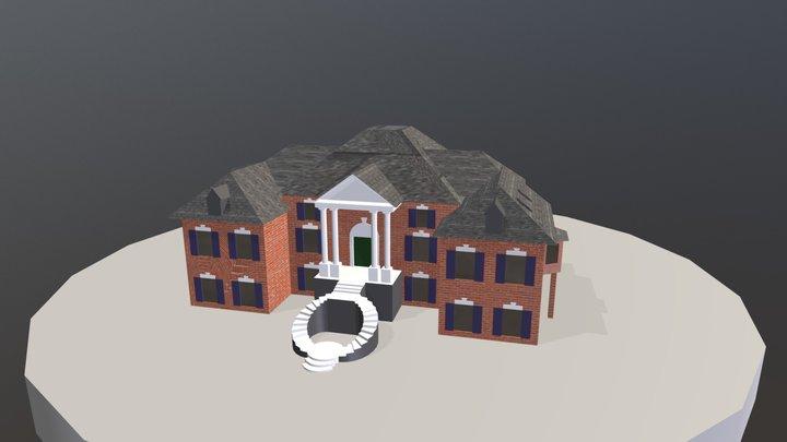 Environment Project 3D Model
