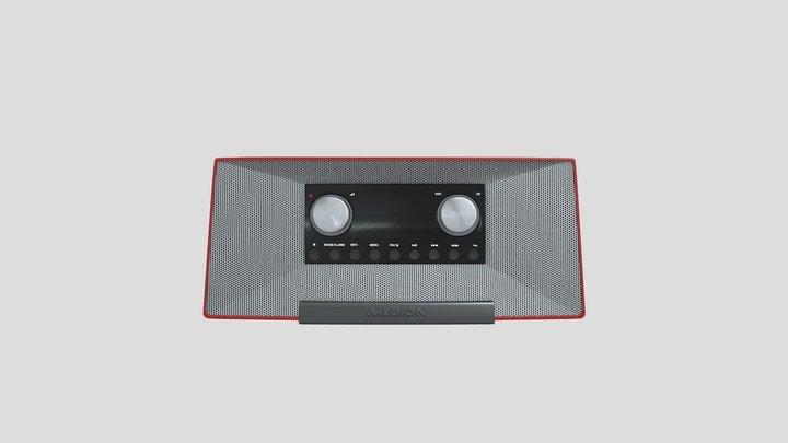 Medion 03 3D Model