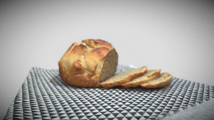 Sunday baking - 3DF Zephyr version (May 20) 3D Model
