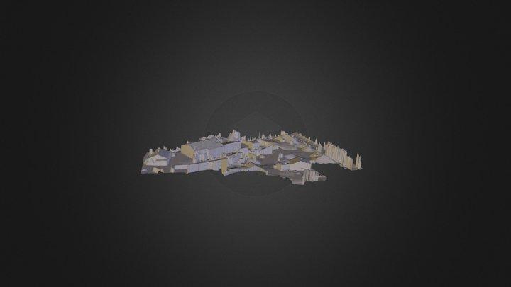 Kiesdepot 3D Model