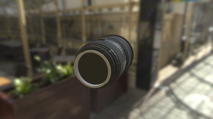 Camera animation 3D Model