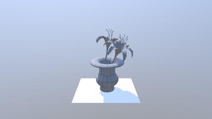 期末考題 3D建模_B班_ 3D Model