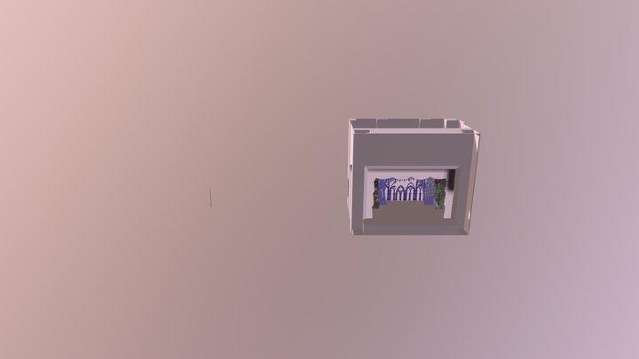 Sala Excelsior 3D Model