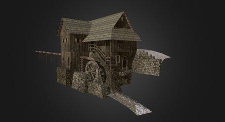 [FS15] Old Sawmill 3D Model