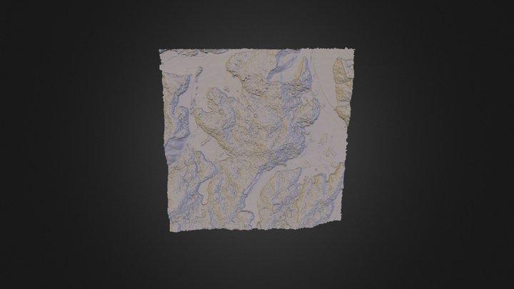 Tile +002 +001 3D Model