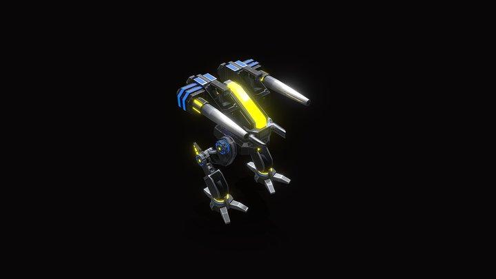 Marauder | T3 3D Model