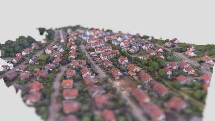 Testdaten low res - einseitig 3D Model