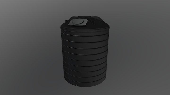 TUFFA 200VW 3D Model