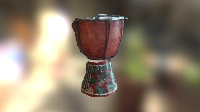 petit vase, style antique 3D Model