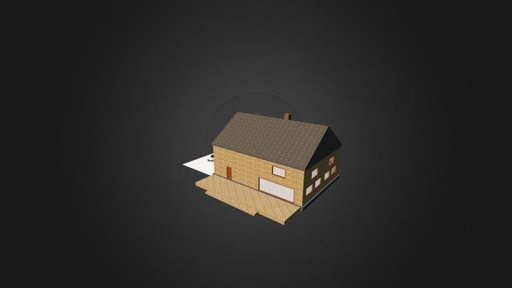Praktikum7 3D Model