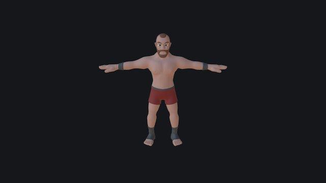 Model 4 3D Model
