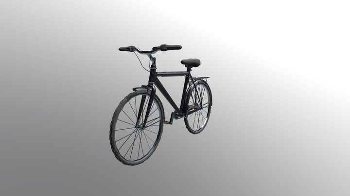 Compulsory 03 - Bicycle Model 3D Model