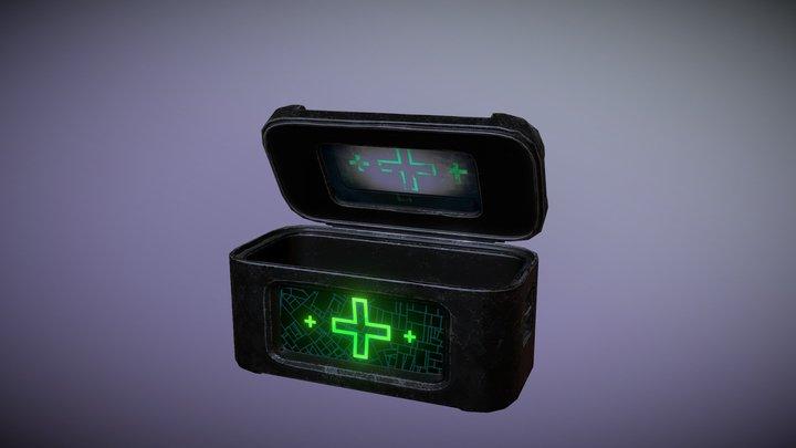 GD52_SaigeBaker_AnimShaders_A3 3D Model