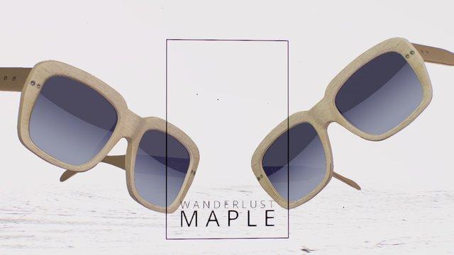 WANDERLUST Maple 3D Model